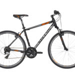 CLIFF 30 Black Orange 28″