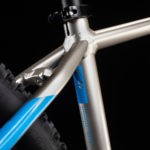 CUBE ATTENTION TITANIUM'N'BLUE 2020