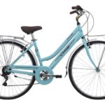 CINZIA 28″ ITALIA AMALFI LADY 6B V-BRAKE LIGHT BLUE