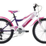 JUMPERTREK 20″ ARIEL MTB GIRL 6B V-BRAKE VIOLET/WHITE